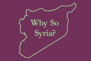 Why So Syria_