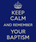 13. baptism