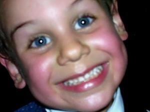 Noah rosy cheeks