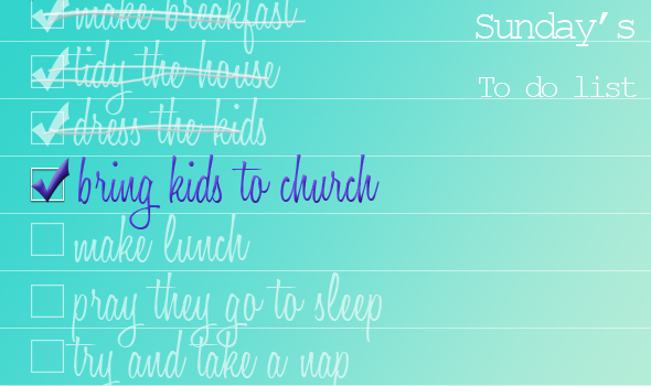 BringKidsToChurch