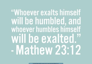 HUMBLE-AND-EXALT