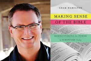 Adam Hamilton Photo and Book 03062014
