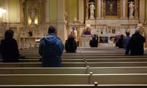 Catholic church in New York
