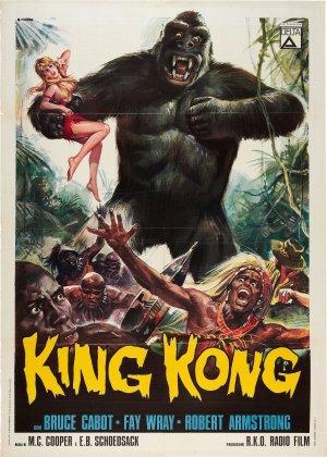 King_Kong_1933_Italian_poster