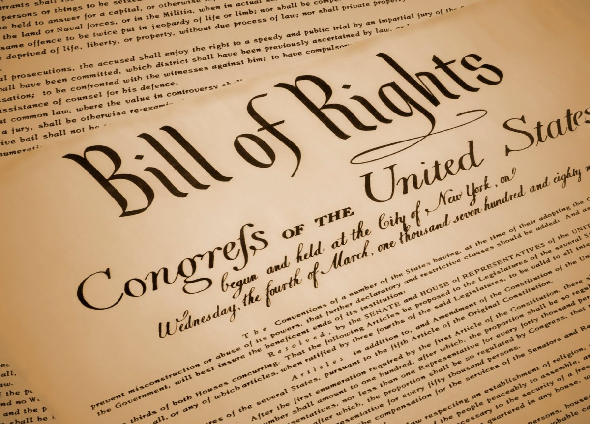 A Laity Bill of Rights