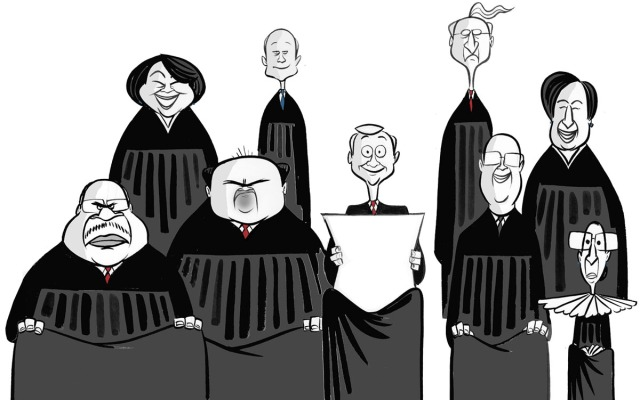 supreme-court-caricatures