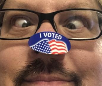 voted eyes